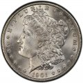 1901 Morgan Silver Dollar Value