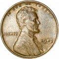 1943 Lincoln Wheat Pennies