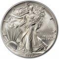 1991 American Silver Eagle Value