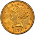1878 Liberty Head $10 Gold Eagle