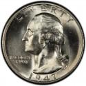 1947 Washington Quarter Value