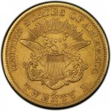 1854 Liberty Head Double Eagle Value