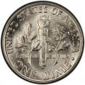 1961 Roosevelt Dime Value