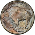 1913 Buffalo Nickel Dollar