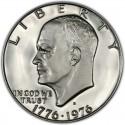 1976 Eisenhower Dollar Value