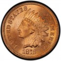 1878 Indian Head Pennies