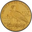1912 Indian Head $2.50 Quarter Eagle Value
