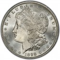1898 Morgan Silver Dollar Value
