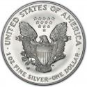 2003 American Silver Eagle