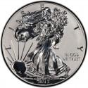 2012 American Silver Eagle Value