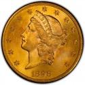 1898 Liberty Head Double Eagle