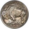 1914 Buffalo Nickel Dollar