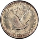 1926 Standing Liberty Quarter Value