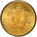 1929 Saint-Gaudens Double Eagle Value