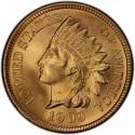 1909 Indian Head Pennies