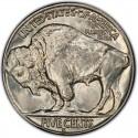 1929 Buffalo Nickel Dollar