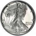 1994 American Silver Eagle Value
