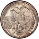 1927 Walking Liberty Half Dollar Value