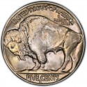 1931 Buffalo Nickel Dollar