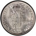 1930 Mercury Dime Value