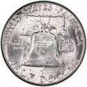 1956 Franklin Half Dollar Value