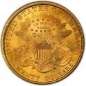1895 Liberty Head Double Eagle Value