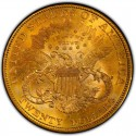 1898 Liberty Head Double Eagle Value