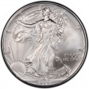 1993 American Silver Eagle Value