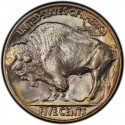 1934 Buffalo Nickel Dollar