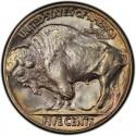 1934 Buffalo Nickel Dollar
