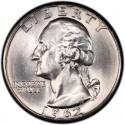 1962 Washington Quarter Value