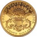 1896 Liberty Head Double Eagle Value