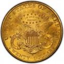 1900 Liberty Head Double Eagle Value