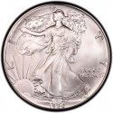 1986 American Silver Eagle Value