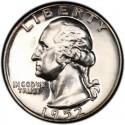 1952 Washington Quarter Value