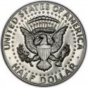 1969 Kennedy Half Dollar
