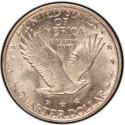 1920 Standing Liberty Quarter Value