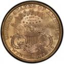 1881 Liberty Head Double Eagle Value