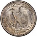 1920 Walking Liberty Half Dollar Value