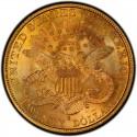 1891 Liberty Head Double Eagle Value