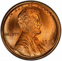 1916 Lincoln Wheat Pennies
