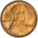 1932 Lincoln Wheat Pennies
