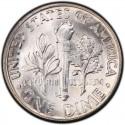 1951 Roosevelt Dime Value