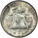 1953 Franklin Half Dollar Value