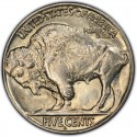 1915 Buffalo Nickel Dollar
