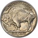 1915 Buffalo Nickel Dollar