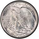 1943 Walking Liberty Half Dollar Value