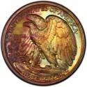 1937 Walking Liberty Half Dollar Value