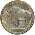 1916 Buffalo Nickel Dollar