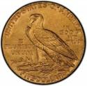 1913 Indian Head $5 Half Eagle Value